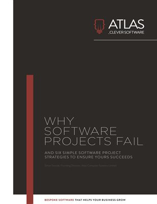 Why software projects fail and six simple software project strategies to ensure yours succeeds