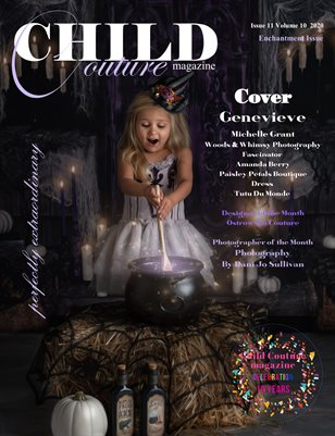 Child Model Magazine Issue 11 Volume 10 2020 Enchantment Issue