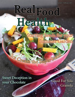 Real Food and Health January/February 2015