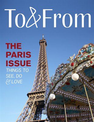 To & From: The Paris Issue