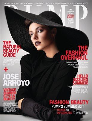 PUMP Magazine | The Summer Lookbook Vol.2 | June 2020