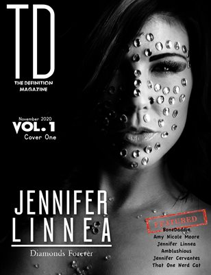 TDM  Jennifer Linnea November 2020 cover 1