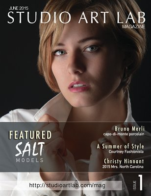 Studio Art Lab Magazine - June 2015