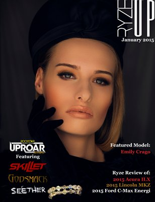 Ryze-Up Magazine - January 2015
