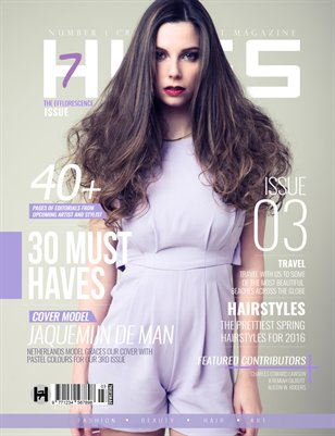 7Hues Mag - The Efflorescence Issue