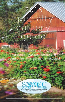 2016 Specialty Nursery Guide