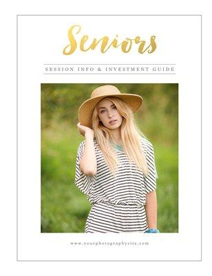 Senior Photography Magazine