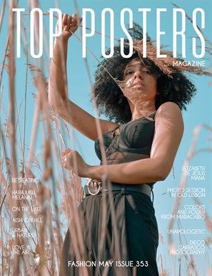TOP POSTERS MAGAZINE - FASHION MAY (Vol 353)