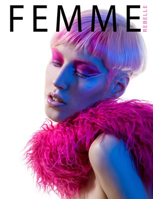Femme Rebelle Magazine APRIL 2018 - BOOK 3