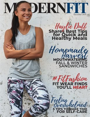 ModernFit Magazine - December 2019