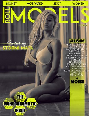 Issue 3 (Monochromatic Issue)