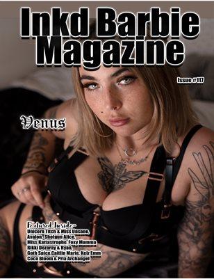 Inkd Barbie Magazine Issue #117 - Venus