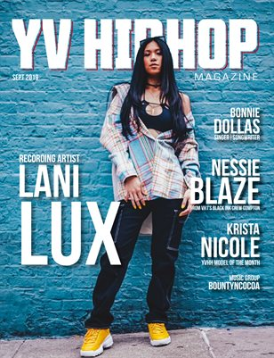 YV Hip Hop Magazine Sept 2019