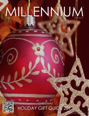 Millennium Magazine | Christmas Holiday Gift Guide 2012