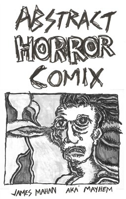 Abstract Horror Comix