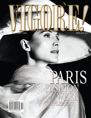Vigore Magazine Paris Fashion Week Supplement_2014-2015