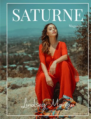 Saturne Magazine #8 ft. Lindsey Morgan
