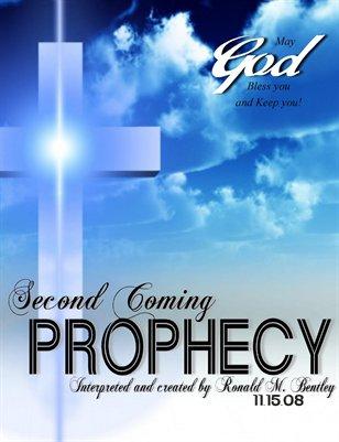 Ronald M. Bentley's Prophecy Book