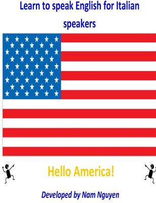 Learn to Speak English for Italian Speakers