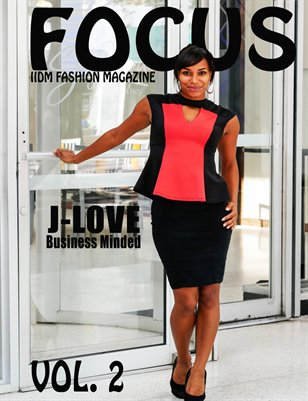 FOCUS IIDM FASHION MAGAZINE VOL. 2