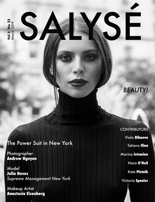 SALYSÉ Magazine | Vol 5 No 23 | March 2019 |