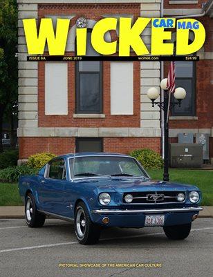 WICKED CAR MAG - JUNE - MUSTANG 2+2