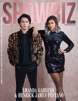SHOWBIZ Magazine - Dec/2018 - #10