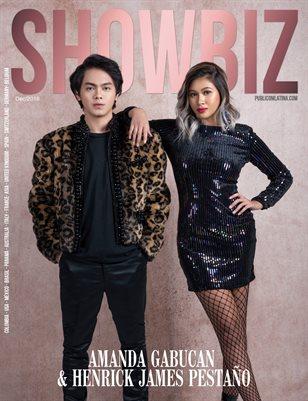SHOWBIZ Magazine - Dec/2018 - #10