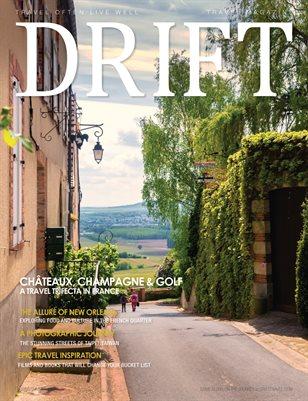 DRIFT Travel Magazine Spring/Summer 202
