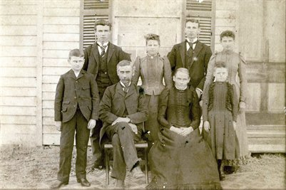 John Douglas Family