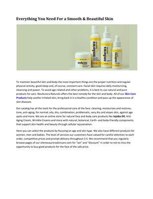 NovAurora Skin Care