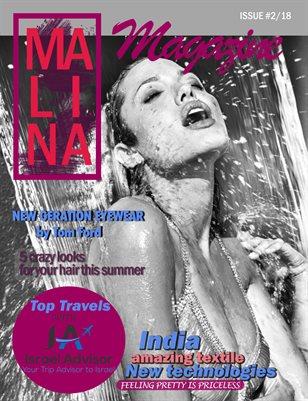 Malina Summer Issue