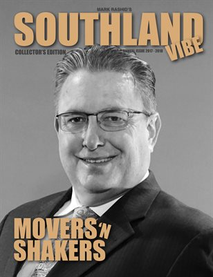 SOUTHLAND VIBE - KEVIN MATHERS