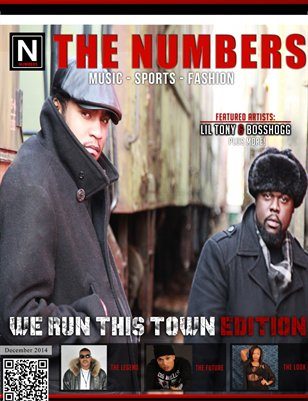 The Numbers Magazine 6th Issue