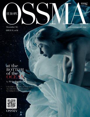 OSSMA Magazine EUROPE ISSUE13, vol8