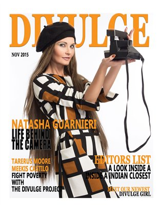DiVulge Magazine Nov Issue 11 2015