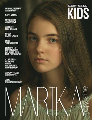 MARIKA MAGAZINE KIDS (ISSUE 690 - MARCH)