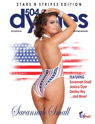 504Dymes Magazine Stars And Stripes 2019 Vol. 1