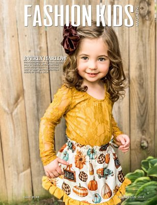 Fashion Kids Magazine | Fall Special Issue (#2)