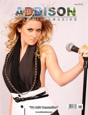 Addison Talent Magazine June 2016 Edition