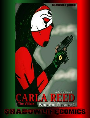 Carla Reed Who Am I Issue2