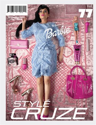NOVEMBER 2020 Issue (Vol: 77) | STYLÉCRUZE Magazine
