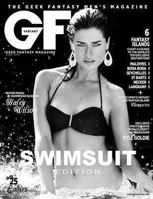 Geek Fantasy - Swimsuit Issue 2014 - Variant 1