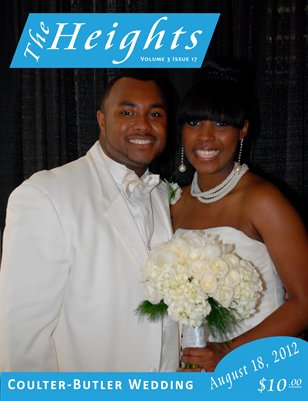 Volume 3 Issue 17 - Coulter-Butler Wedding