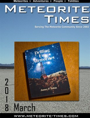Meteorite Times Magazine - March 2018 Issue