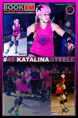 Katalina Steele Poster 1