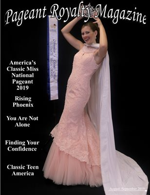 August/ September 2019 Issue of Pageant Royalty Magazine By Showoffs