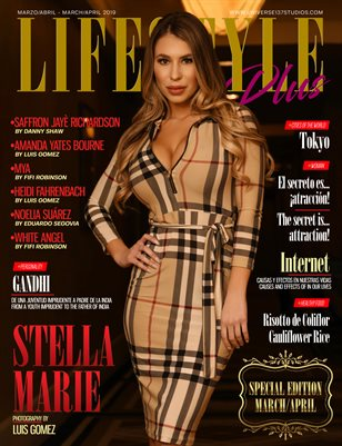 LIFESTYLE MAGAZINE MARCH - APRIL