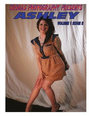 Cronas Photography Presents Ashley Issue 8