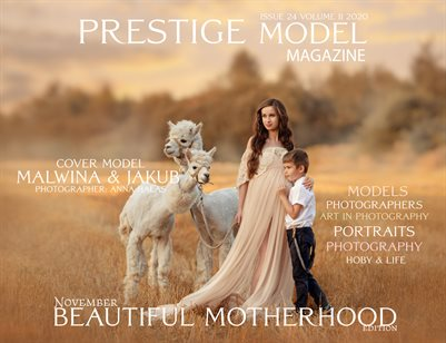 PRESTIGE MODELS MAGAZINE_ BEAUTIFUL MOTHERHOOD 24/11